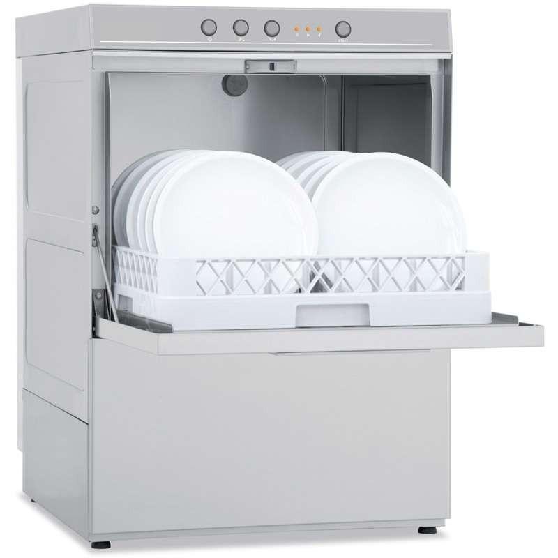 Lavavajillas Industrial con Cesta de 50x50cm de 580 x610 x820h mm VERONA CH500