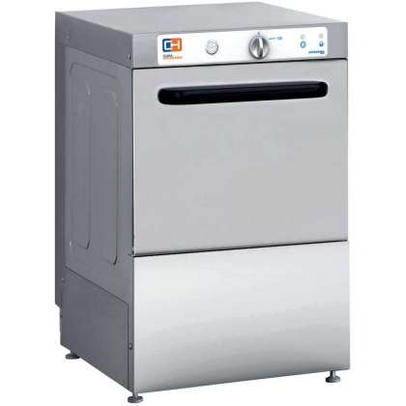 Lavavasos Industrial con Cesta de 35x35cm de 430 x 480 x 650h mm CORDOBA CORDOBA350