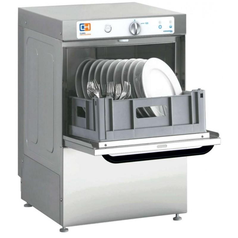 Lavavajillas Industrial con Cesta de 40x40cm de 470 x520 x720h mm CORDOBA CORDOBA400