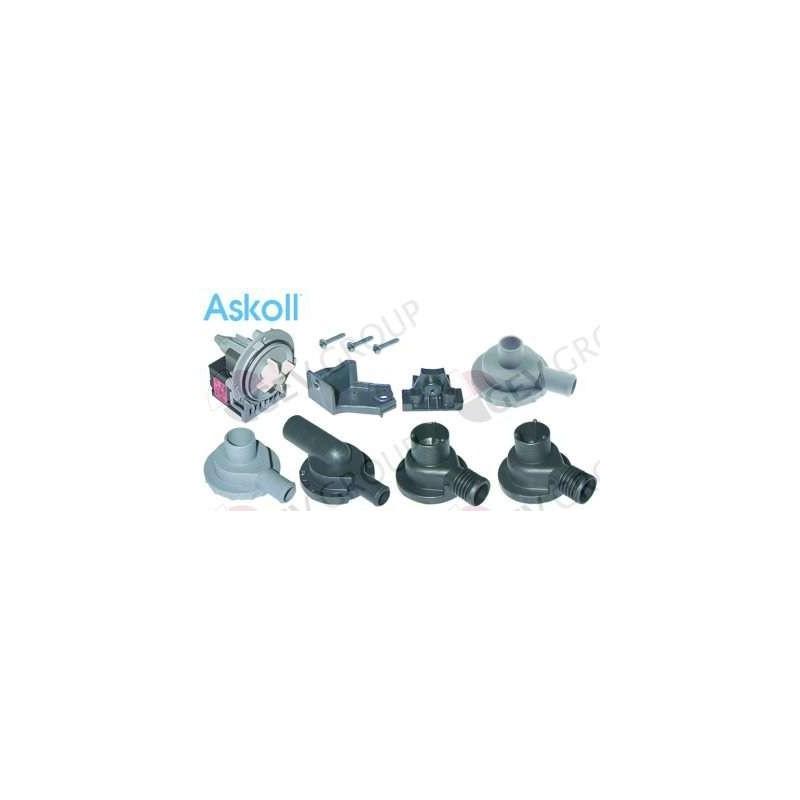 Kit Bomba de Desagüe ASKOLL 499315