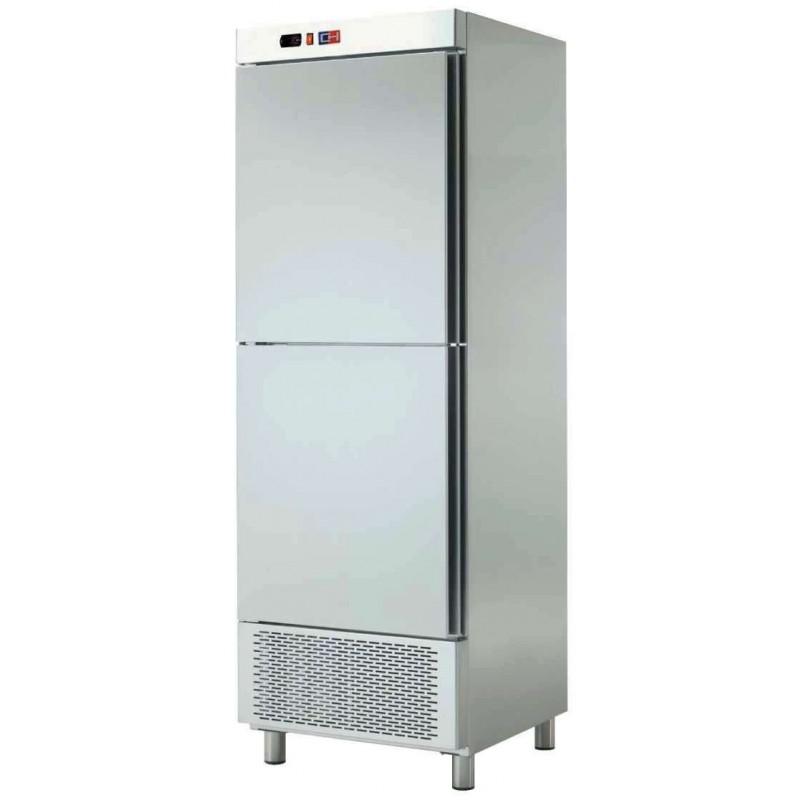 Armario Snack Refrigerado 2 Medias Puertas Fondo 726 de 693 x726 x2067h mm CORDOBA ARCH-602