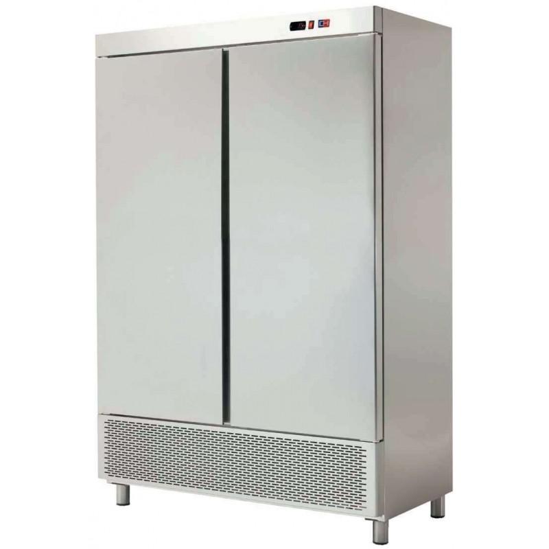 Armario Snack Refrigerado 1 Puerta + 2 Puertas medias Fondo 726 de 1388 x726 x2067h mm CORDOBA ARCH-1203