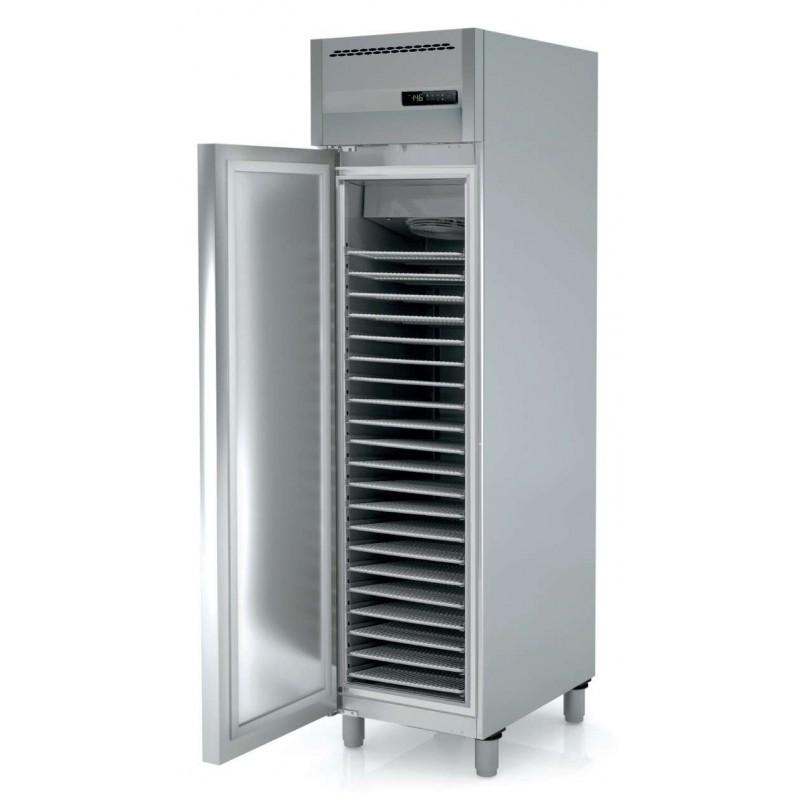 Armario Refrigerado de Pastelería bandeja 60x40 cm de 540x730x2075h mm CORDOBA ARCH-55P