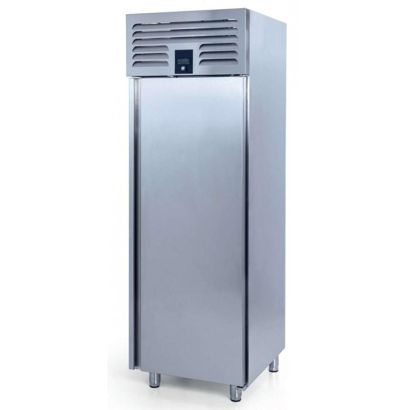 Armario GN2/1 refrigeración 1 puerta 700x800x2100h mm ESTAMBUL VTS610CR