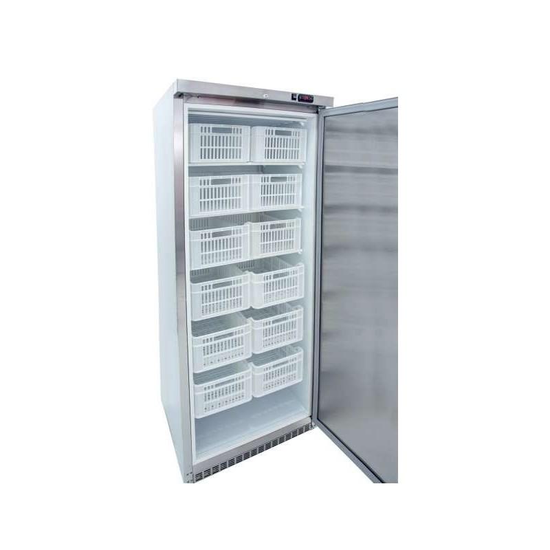Armario GN2/1 con 12 cajones Lacado Blanco 600 litros Congelados de 780 x742 x1865h mm CORDOBA ACCH-600L-C