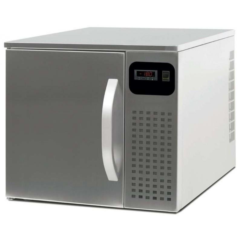 Abatidor de Temperatura Mixto 3 Bandejas GN1/1 de 560 x700 x515h mm CORDOBA CR03ECO