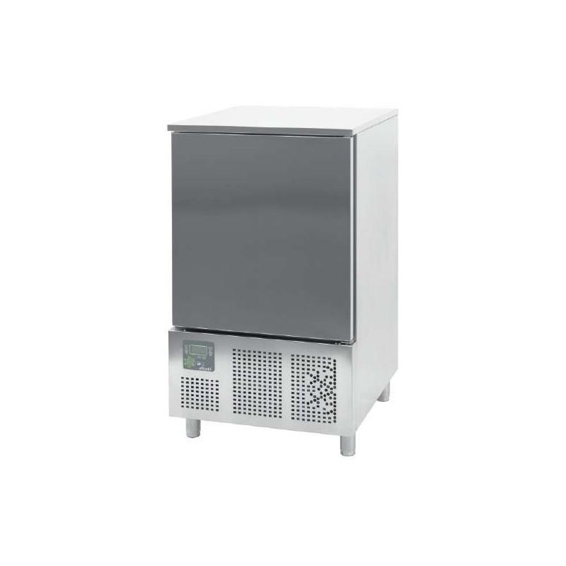 Abatidor de Temperatura Mixto 10 bandejas GN1/1 y 600x400 mm de 790 x800 x1420h mm CORDOBA CR-101