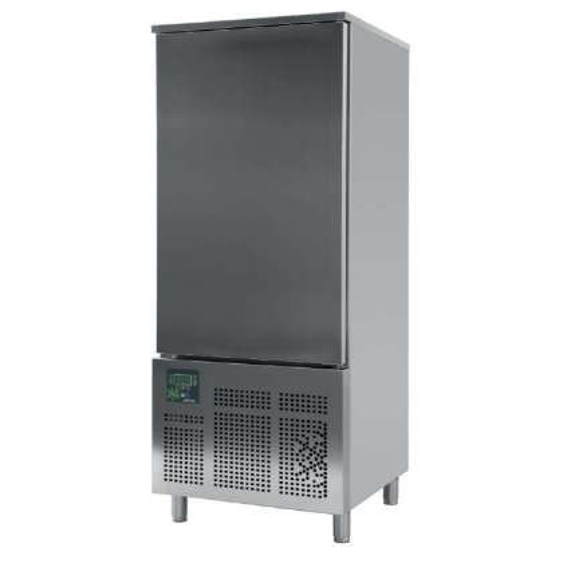 Abatidor de Temperatura Mixto 16 bandejas GN1/1 y 600x400 mm de 790 x800 x1950h mm CORDOBA CR-161