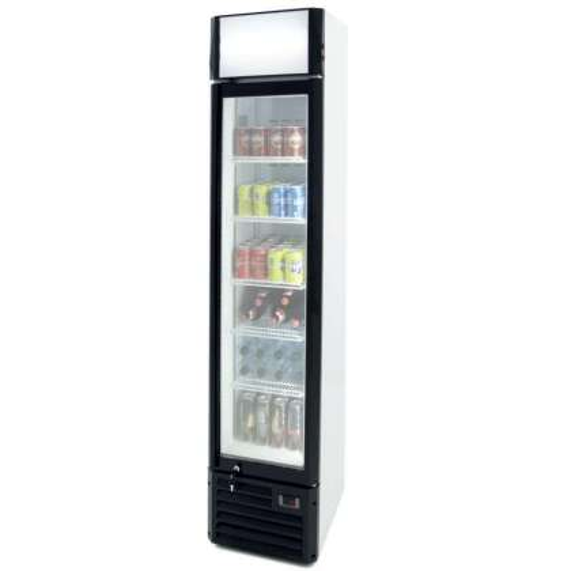 Armario Refrigrerado 160 litros SLIM LINE 390x480x1880 CSL-160