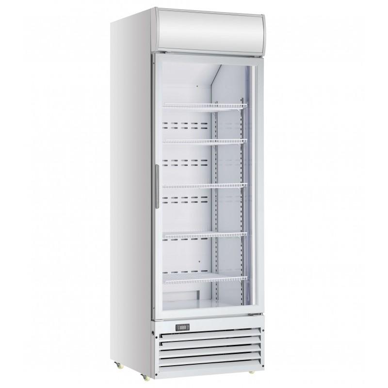 Expositor Vertical Congelación 360 litros 1 Puerta de 650 x700 x2025h mm PEKIN FS-360F