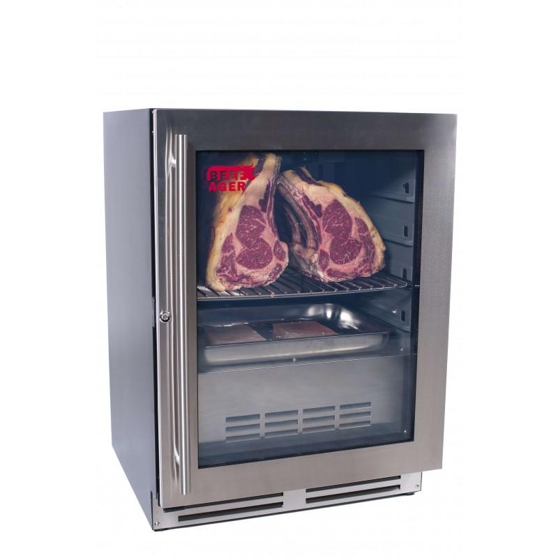 Vitrina de maduración y exposición de carne 595x575x820h mm CHM46C