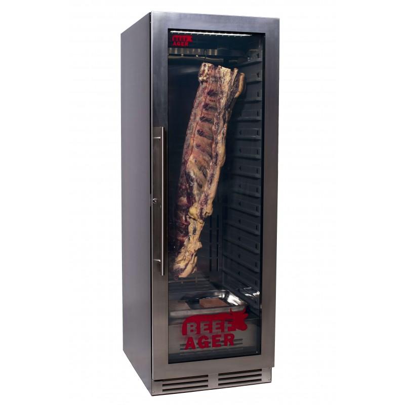 Vitrina de maduración y exposición de carne 595x710X1720h mm CHM180C