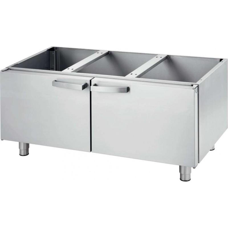 Mueble con puertas cocina 1200x565x600h mm Línea Varsovia