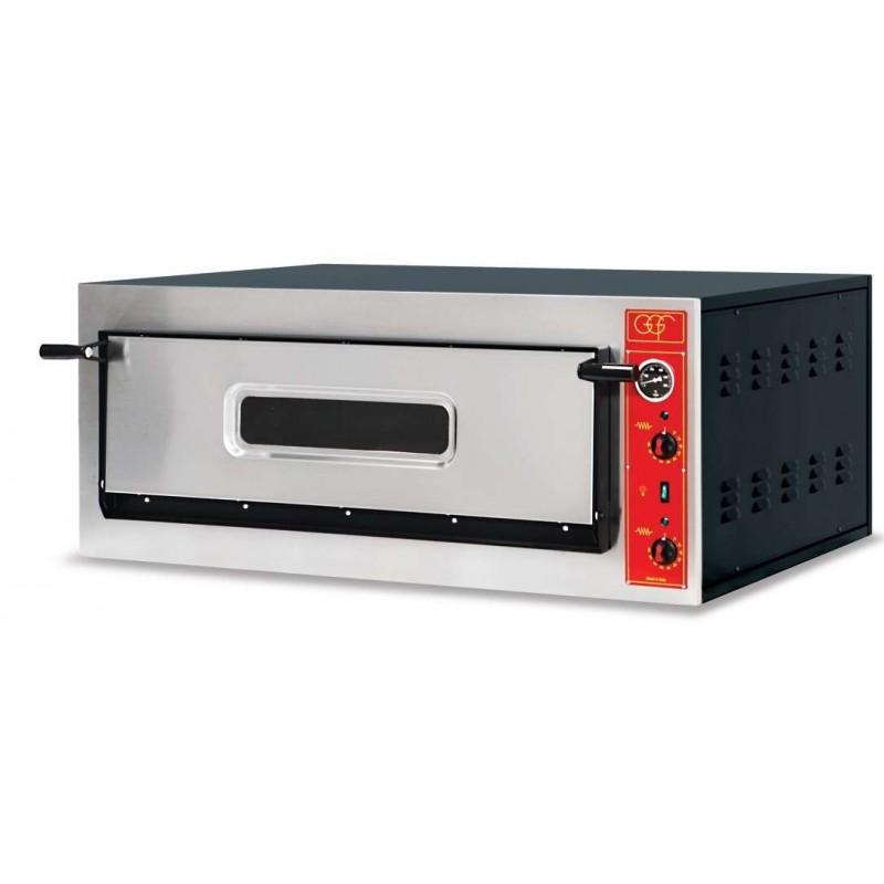 Horno Eléctrico Monofásico para Pan y Pizza capacidad 2 bandejas 60X40 cm T2M