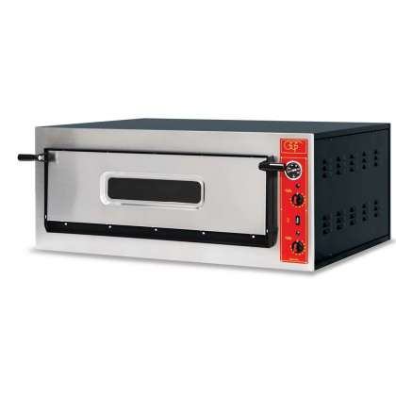 Horno Eléctrico para Pan y Pizza capacidad 3 bandejas 60X40 cm T3