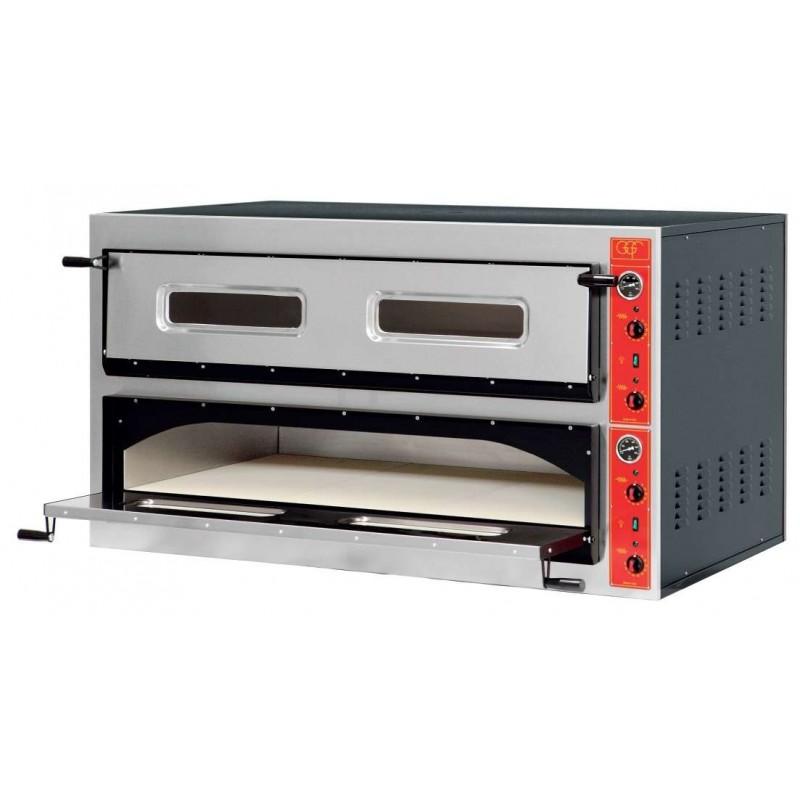 Horno Eléctrico para Pan y Pizza capacidad 6 bandejas 60X40 cm T