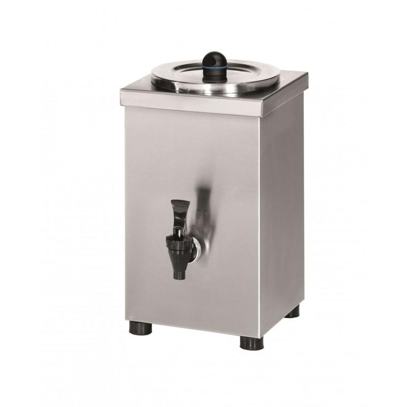 Termo de Leche 3 litros potencia de 1000W con medidas 232x232x430h mm T3L