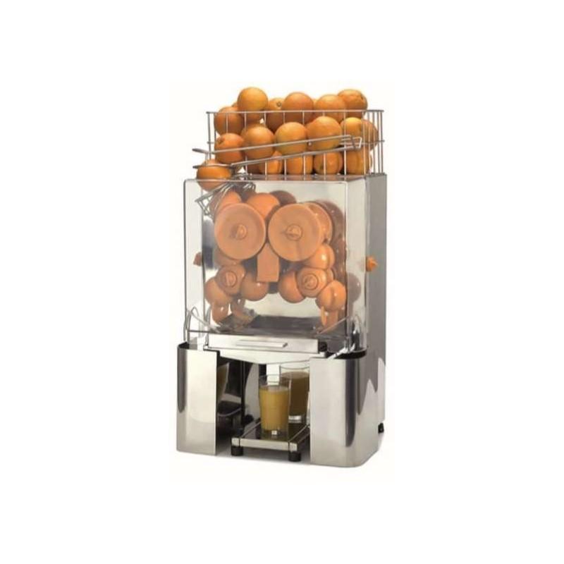 Exprimidor Automático Cubierta Transparente de 400 x300 x780h mm PEKIN 2000E-1