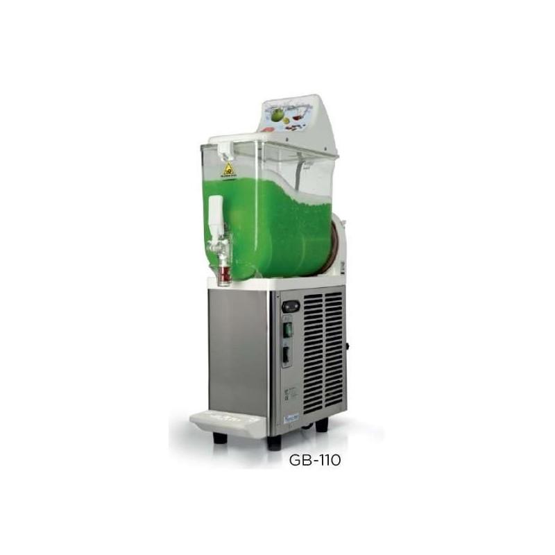 Granizadora GraniBEACH 10 litros CARPIGIANI de 200 x400 x860h mm VALENCIA GB-110