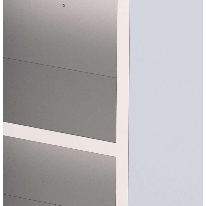 Estante Adicional Acero Inoxidable Para Armario de Pie 800x600 mm FC0860200AS
