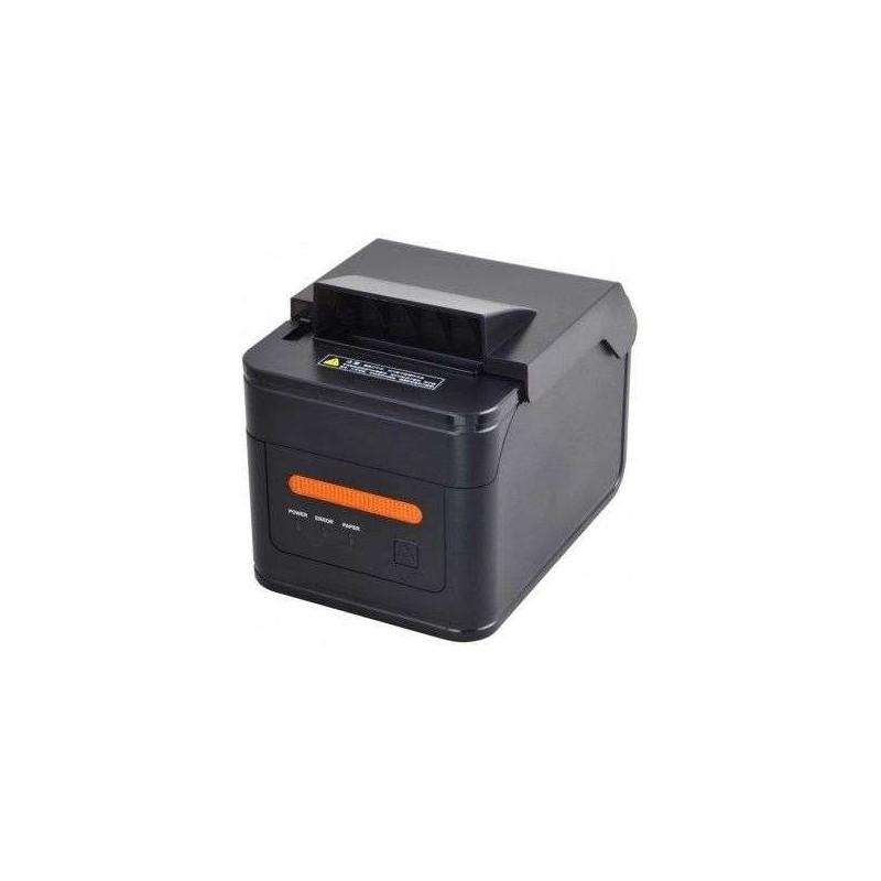 Impresora térmica 80 mm. velocidad de impresión 300mm/seg. con avisador acústico y luminoso